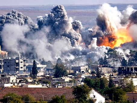 """URC: """"Imperialismo estadunidense ameaça mais uma agressão ao povo sírio"""""""