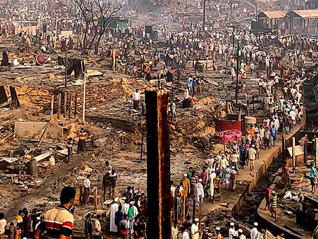 """""""Rohingyas: um esquecimento insignificante"""""""
