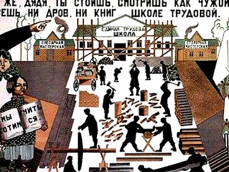 As bases da Escola do Trabalho de Moisey M. Pistrak