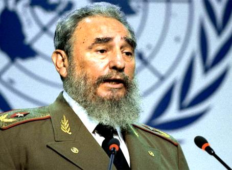 """""""Discurso de Fidel Castro na ECO 92 no Rio de Janeiro"""""""