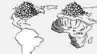 """""""A Contribuição da África no Desenvolvimento Capitalista da Europa"""""""