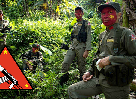 50 anos da fundação do Novo Exército Popular (NEP) das Filipinas