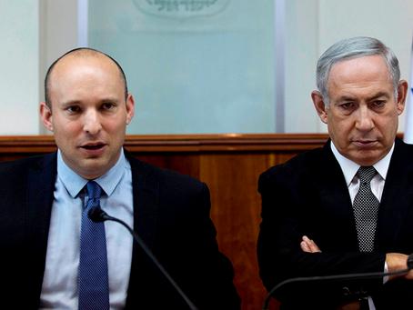 Israel: mudar para seguir tudo como está