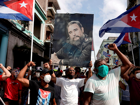 """URC: """"A defesa da Revolução Cubana é um dever dos comunistas brasileiros"""""""