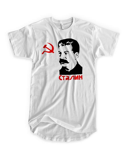 Camiseta: J.V. Stalin