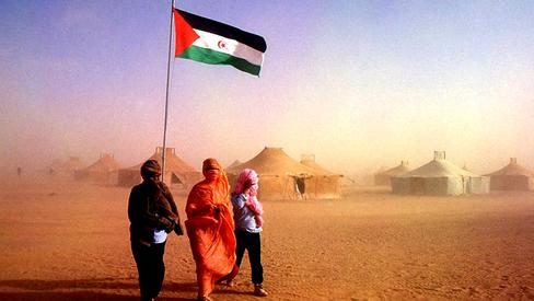 """""""Os eternos heróis da luta do povo saarauí"""""""