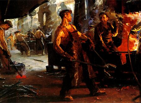 """""""Proletariado e Arte"""""""