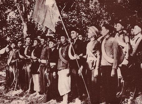 """""""As questões da Luta Nacional e Colonial depois da II Guerra Mundial"""""""