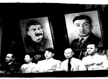 """""""Notas sobre a conversa entre Kim Il Sung e Stalin"""""""