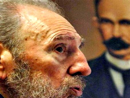 """""""A Transcendência histórica da morte de Martí"""""""