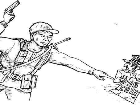 """""""Guia para a agressão e intervenção imperialistas e para a Guerra contrarrevolucionária"""""""