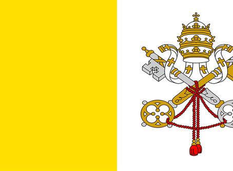 """""""A política e a organização do Vaticano"""""""