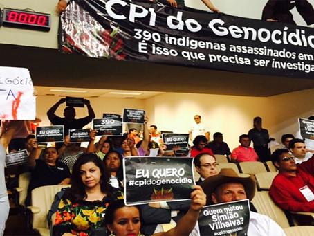 Construtoras e empresas com interesses nas terras indígenas doaram a ruralistas da 'CPI do Cimi'
