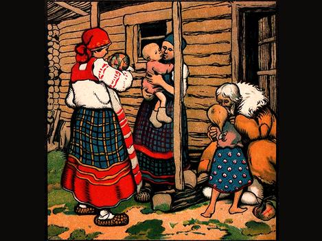 """Kollontai: """"Os primeiros passos para a proteção da maternidade"""""""