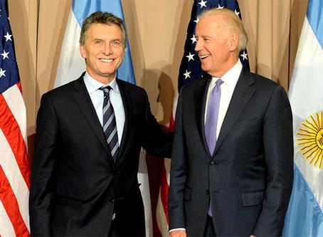 """Macri autoriza bases militares estadunidenses na Argentina"""