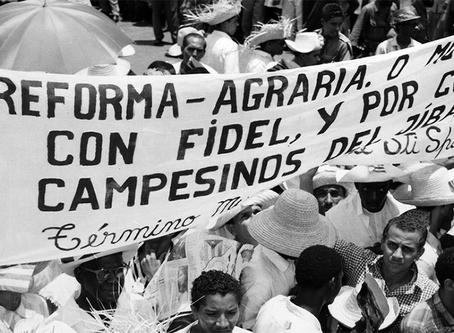 """""""O dia que a Revolução começou a derrubar o latifúndio em Cuba"""""""