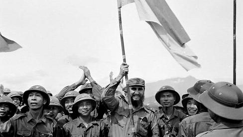 """""""Fidel e Ho Chi Minh, encontro além da morte"""""""