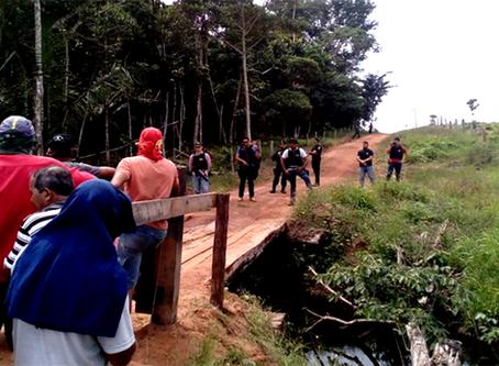Reacionários preparam nova investida repressiva em Rondônia