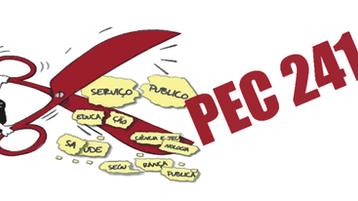 PEC 241 apunhala a saúde e a educação pública