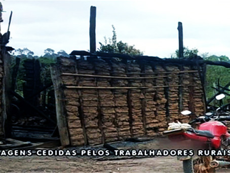 Camponês é brutalmente assassinado no Pará