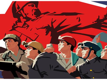"""""""Discurso de Kim Il Sung em banquete para celebrar o Dia Internacional dos Trabalhadores"""""""
