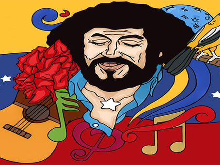 """""""Ali Primera, o cantor do povo venezuelano"""""""