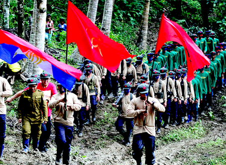 NEP pronto para contra-atacar as ofensivas abusivas anti-paz