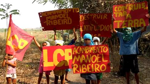 Camponeses da LCP resistem à repressão em Rondônia