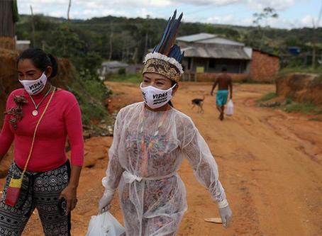 Povos originários, coronavírus e Bolsonaro