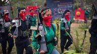 """""""Comunistas conduziram inúmeras ofensivas contra as forças de segurança filipinas"""""""