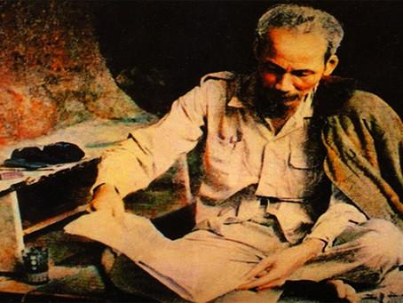"""Ho Chi Minh: """"Elevemos a nossa Moral Revolucionária, combatamos o Individualismo"""""""