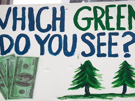 """""""COP 21: a fábula do capitalismo verde"""""""