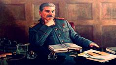 """Como Stalin estudava"""