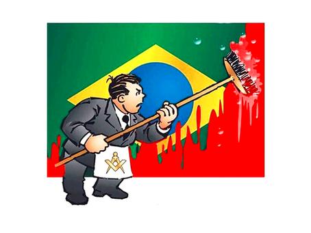 A Segunda Guerra Fria avança ideologicamente no Brasil