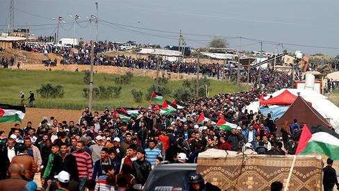 """FPLP: """"Sobre a Grande Marcha do Retorno"""""""