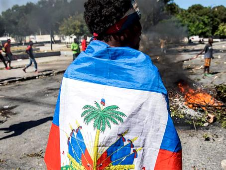 Revolta popular persiste no Haiti