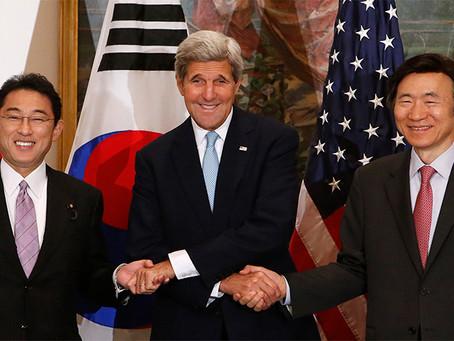 """Manobras dos EUA para criar """"OTAN"""" em versão asiática"""