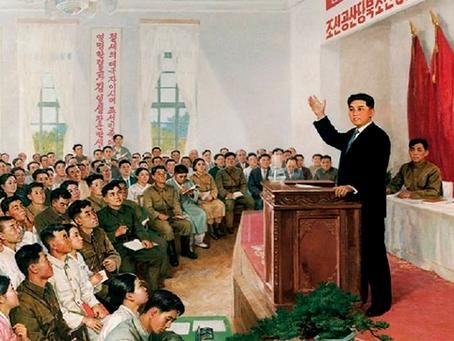 """Kim Il Sung: """"Sobre fundar o partido marxista-leninista em nosso país e suas tarefas imediatas"""""""