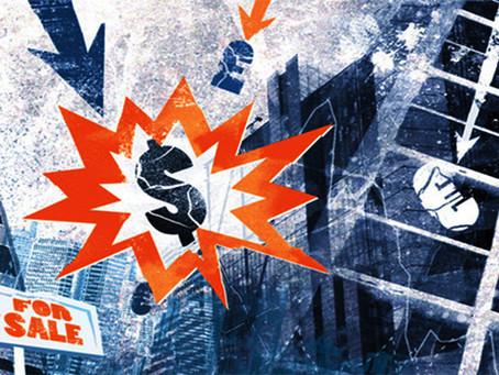 """""""Alertas vermelhos: Sinais de implosão na economia global"""""""