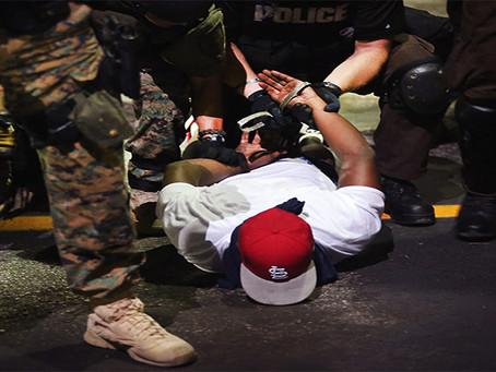 """""""Desenfreia-se impunemente a discriminação racial nos EUA"""""""