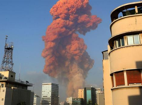 """""""Coincidências"""" por detrás da explosão no Líbano"""