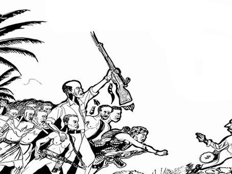 """""""A FRELIMO é o povo moçambicano em armas"""""""