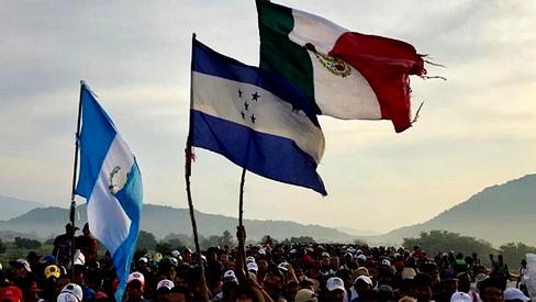 """""""Dias de Outubro: Notas Necessárias para entender a Caravana de Migração"""""""