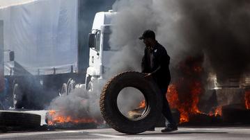 Sobre a greve dos caminhoneiros
