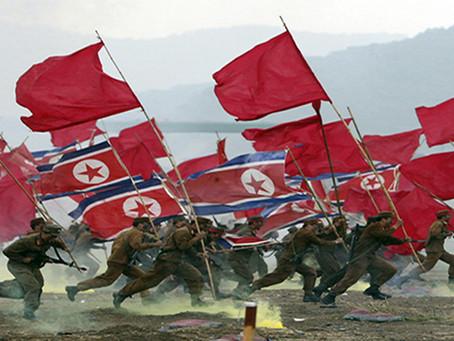 """RPDC: """"Com a bandeira nacional no alto"""""""