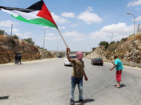 A mobilização coletiva mantém viva a resistência palestina