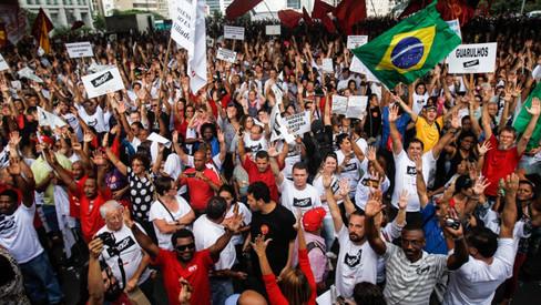 """""""A luta dos professores de SP contra o governo do PSDB"""""""