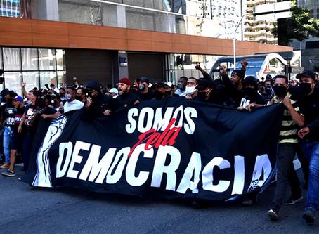 """URC: """"Sobre os protestos contra Bolsonaro e pelo o que devemos lutar"""""""