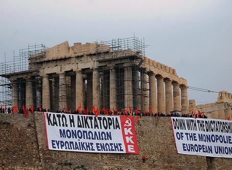 """""""O que faria o KKE no lugar do Syriza?"""""""