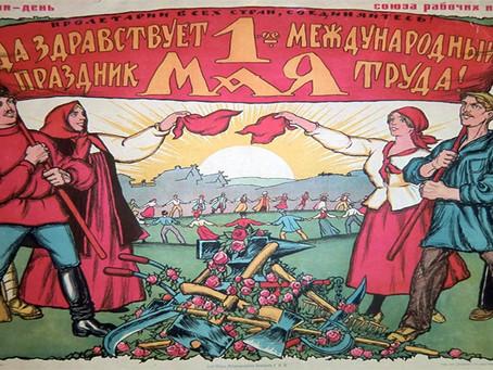 """""""As Condições de Vida nos Países Capitalistas e na URSS"""""""
